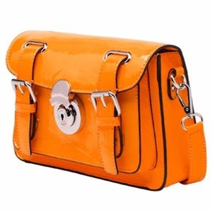 Melie Bianco Natalia Bag in Neon orange